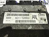 Блок управления двигателем DCU-101 Ford Transit с 2006-2014 год 6C11-12A650-AN, фото 4