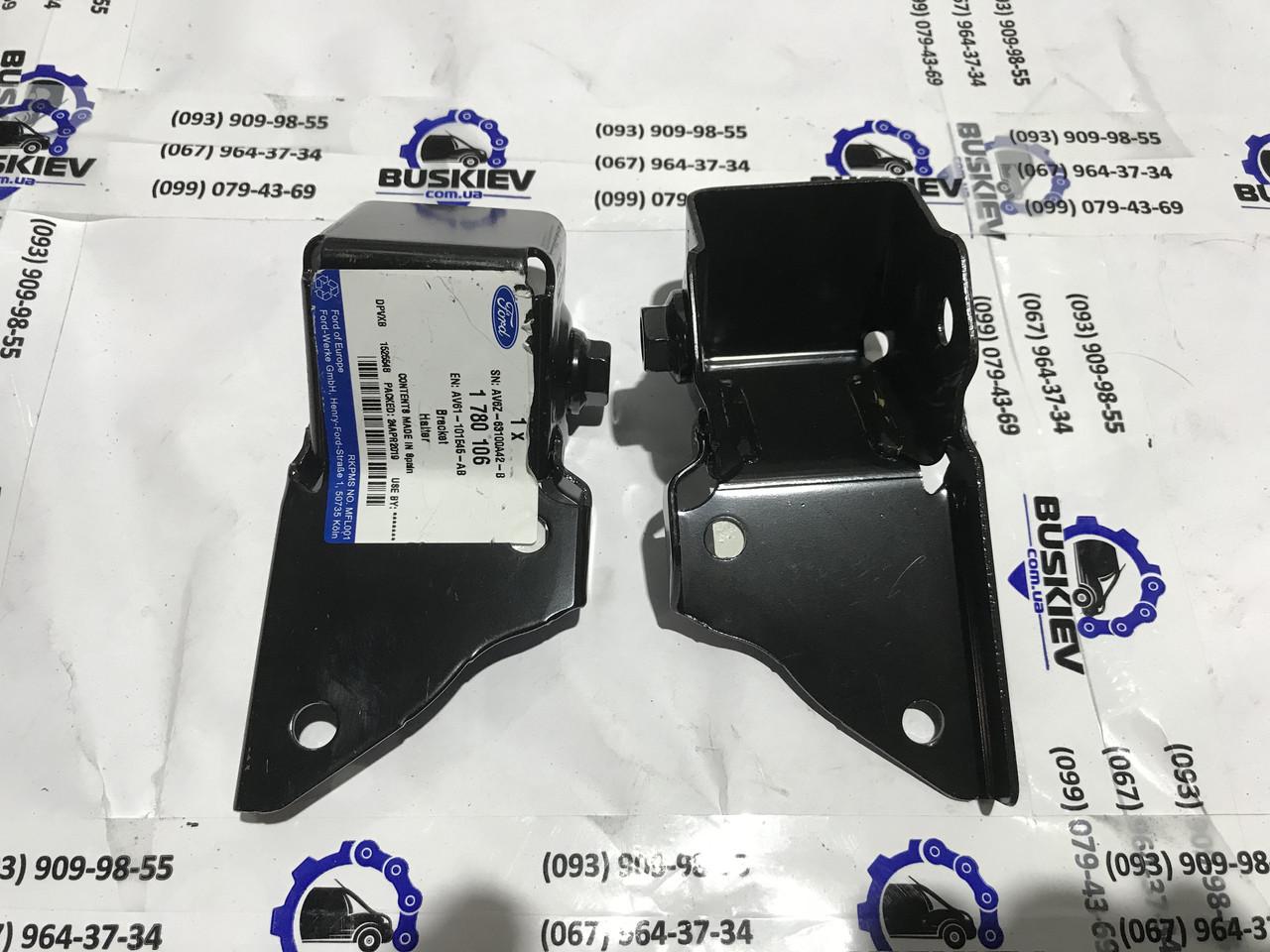 Кронштейн радиатора Ford Transit Connect с 2013- год AV61-101E45-AB