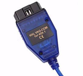 Сканер диагностики авто VAG-COM 409.1 KKL K-Line USB