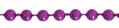 Намисто новорічні Yes Fun 6ммх3м світло-фіолетовий (972041)