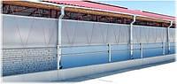 Вентиляционные шторы для крс