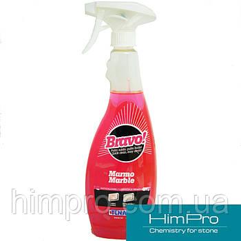 Bravo Marmo Spray 1L Tenax Очиститель от пятен для мрамора, гранита, керамики