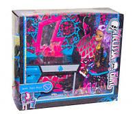 "Мебель с куклой ""Monster High (Школа Монстер Хай)"" №2 MH8910G"