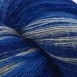 Artistic yarn 8/1, Blue(Синий), фото 2