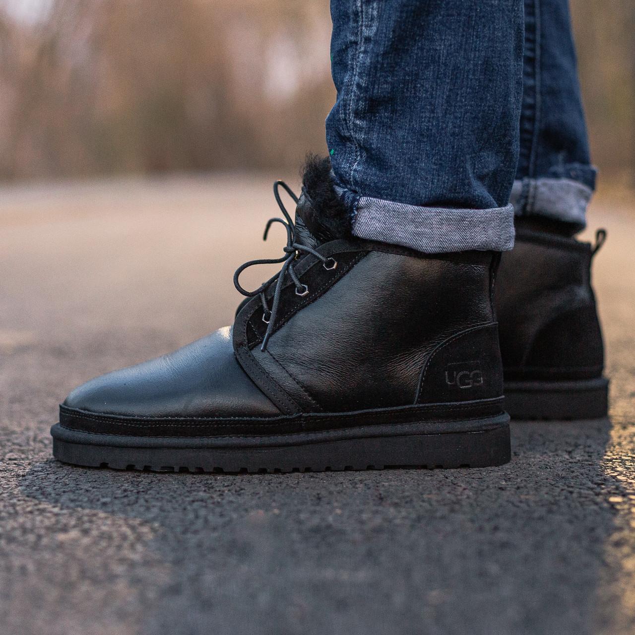 Мужские Зимние UGG Neumel Boot