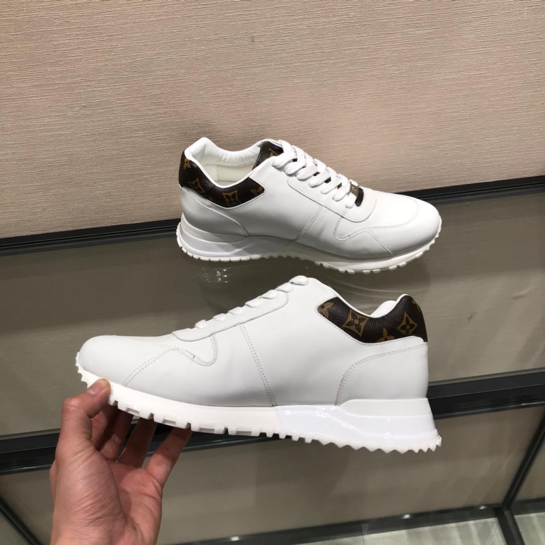 Кроссовки Louis Vuitton мужские