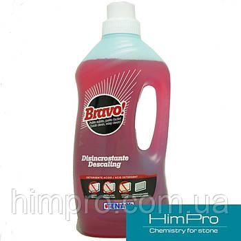 Bravo 1L Disincrostante Tenax Очиститель для гранита от накипи и других пятен