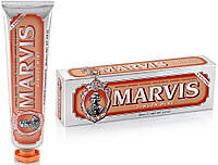 Паста зубна М'ята і Імбир Marvis ginger mint, 411173, 85 мл