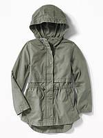 Детская котоновая куртка Old Navy для девочки