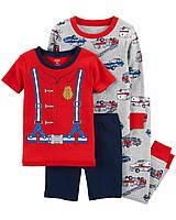 Трикотажные пижамы Техника Картерс для мальчика (поштучно)