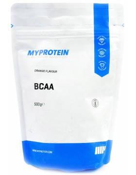 Аминокислота BCAA My Protein 500 г  вкус, фото 2