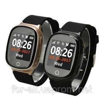 Умные GPS часы S200 (D100) с пульсометром, фото 1