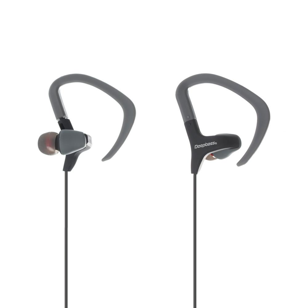 Навушники вакуум Deepbass D-09 (Black)