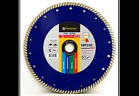 Алмазный круг Baumesser Stahlbeton Pro Turbo 230*2.6*9*22.23