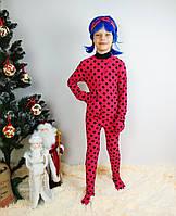 Новогодний костюм Леди Баг для девочки 104-152 р