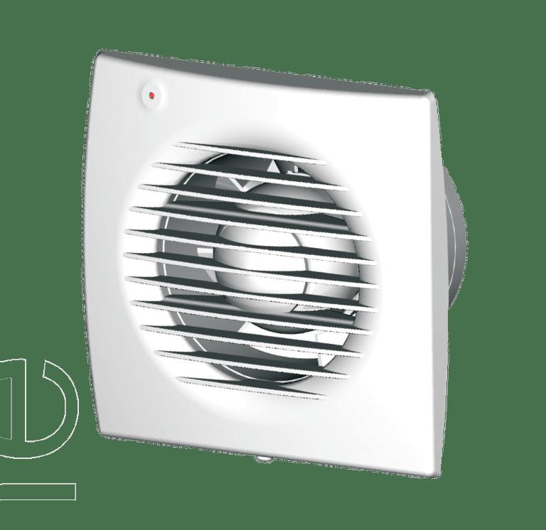 Осевой вентилятор S & P FUTURE 120 CТ