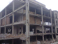 Демонтаж зданий, фото 1
