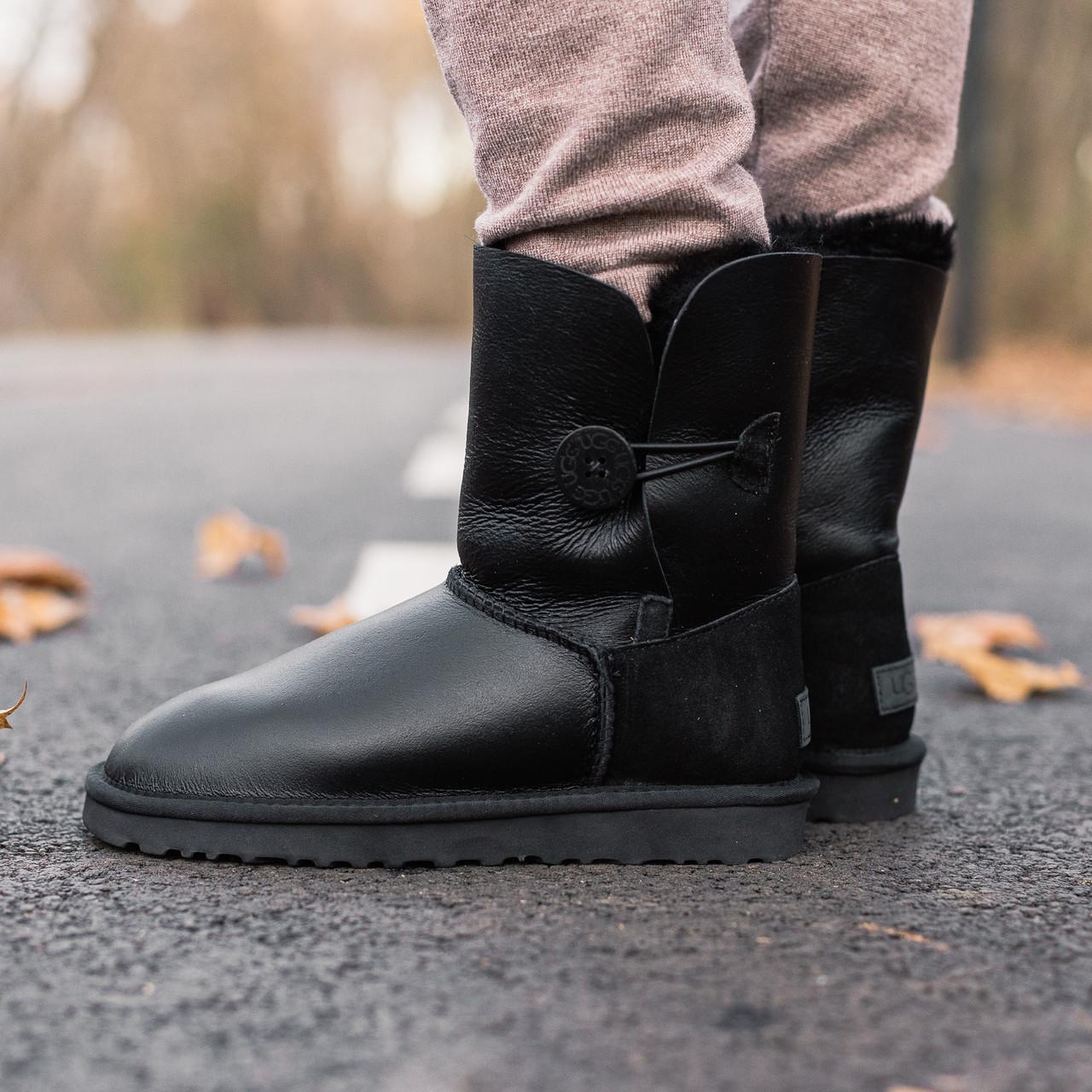 Женские Угги UGG Bailey Button II Boot