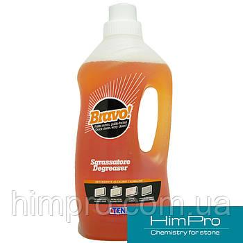 Bravo Sgrassatore 1L Tenax Очиститель для натурального камня