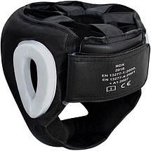 Боксерский шлем с защитой подбородка RDX WB S, фото 2