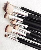 Подарок к Рождеству Набор кистей для макияжа Shany Black Ombre 10 pc