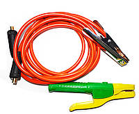 Комплект сварочных кабелей ММА [2.5м 1х35.35-50], фото 1
