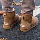 Женские  Угги UGG Classic Mini II Boot, фото 3