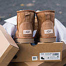 Женские  Угги UGG Classic Mini II Boot, фото 5