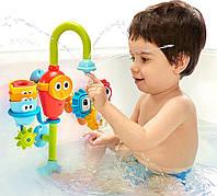 """Игрушка для воды """"Волшебный кран"""" с дополнительными элементами Yookidoo"""