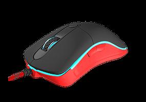 Оптическая игровая мышь Б/У Genesis Krypton 500 (6 кнопок, 7200 dpi, подсветка)