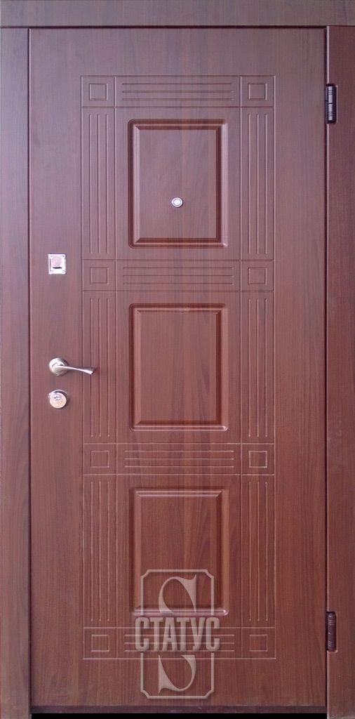 Дверь входная Статус Оптима+ 1
