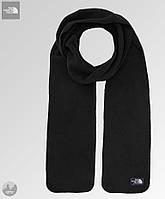 Теплый легкий мужской шарф из микрофлиса ТНФ, TNF, The north face