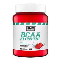 Незамінні аміникислоти UNS BCAA 2-1-1 Instant - 500g груша
