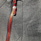 Куртка зимняя Columbia Omni-Heat горнолыжная серая, фото 8