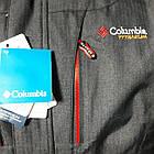 Куртка зимняя Columbia Omni-Heat горнолыжная серая, фото 7