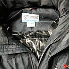 Куртка зимняя Columbia Omni-Heat горнолыжная серая, фото 6