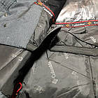 Куртка зимняя Columbia Omni-Heat горнолыжная серая, фото 4