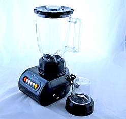 Блендер Domotec 2 в 1, блендер кофемолка TyT