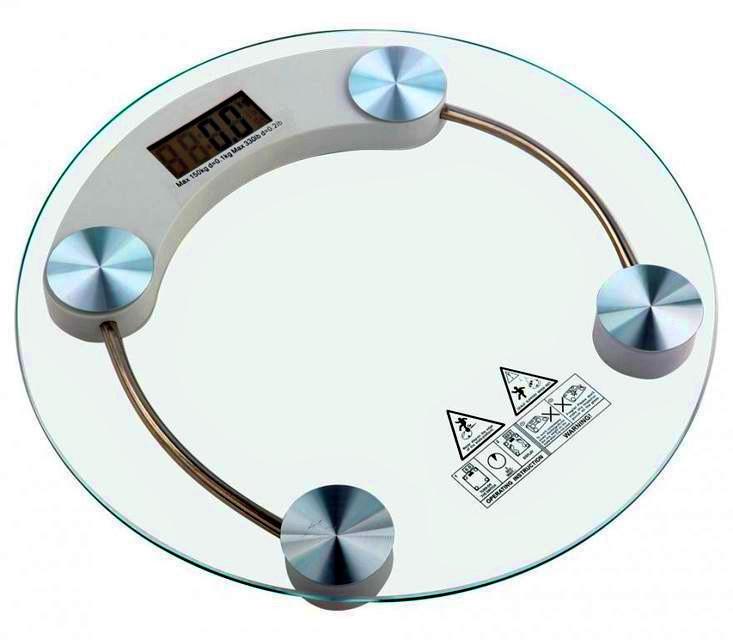 Весы напольные Livstar круглые TyT