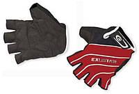 Перчатки EXUSTAR CG280 красные XL