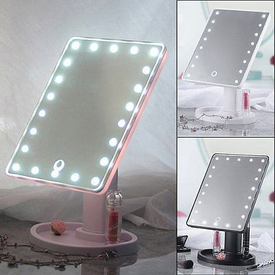 "Зеркало для макияжа с подсветкой ""Large LED Mirror"" 22 светодиода TyT"