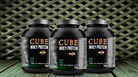 """Протеин """"CREEN CUBE"""" со вкусом алое"""