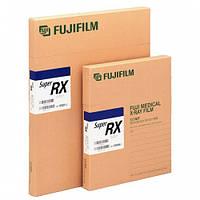 Рентгеновская пленка Fujifilm Super RX 30х40 (синечувствительная)