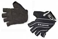Перчатки EXUSTAR CG280 черные XL