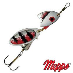 Блесна Mepps Tandem Trout Silver/Red/Black 6.5гр №1 (30735 005)