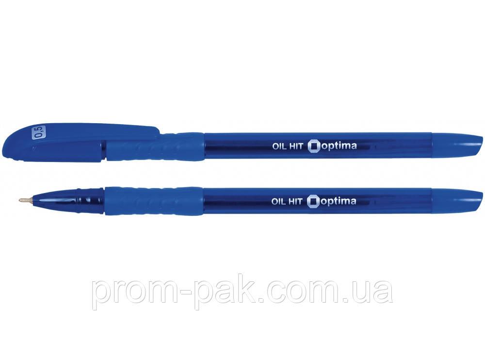 Ручка масляная Optima OIL HIT