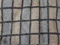 Одеяло клетчатое 50% шерсти 500 г/м2 Vladi