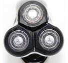Электробритва Gemei на 3 лезвия TyT, фото 2