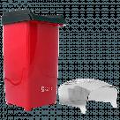 Прилад для приготування попкорну Popcorn Maker TyT, фото 2