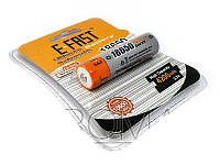 Аккумулятор 18650 E-FAST 4200мАч 3,7В Li-Ion 18650-FST-01-400